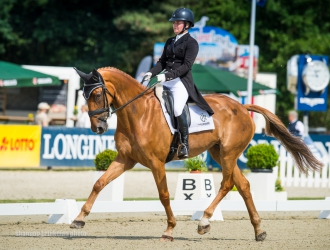 2017 Luhmühlen CCI**** and CIC*** Dressage Day 1