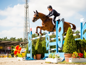 2017 Luhmühlen CCI**** and CIC*** Show Jumping