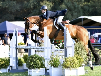 2017 Menlo Charity $25,000 USHJA International Hunter Derby