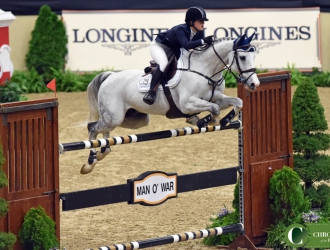 2017 National Horse Show Grand Prix