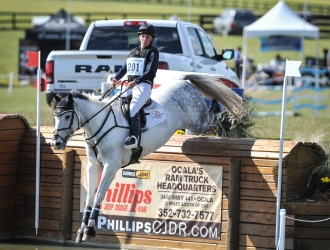 2017 Ocala Jockey Club International - Saturday Cross-Country