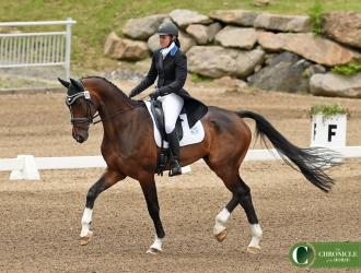 2017 Pedigree Bromont CCI*** Friday Dressage