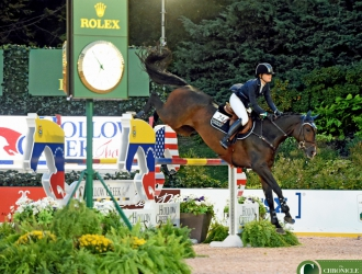 2017 Rolex Central Park Horse Show $25,000 U.S. Open Hollow Creek Farm U25 Grand Prix