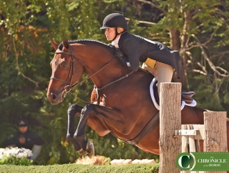 2017 Rolex Central Park Horse Show Junior/Amateur Hunters