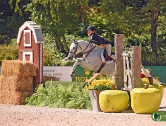 2017 Rolex Central Park Horse Show Pony Hunters
