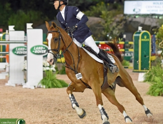 2017 Rolex Central Park Horse Show U.S. Open $216,000 CSI*** Grand Prix