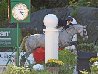 2017 Rolex Central Park Horse Show U.S. Open $50,000 Duchossois Cup