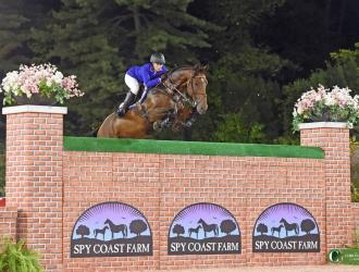 2017 Rolex Central Park Horse Show U.S. Open $50,000 Spy Coast Farm Puissance