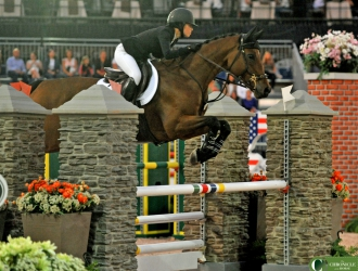 2017 Rolex Central Park Junior/Amateur 1.20-Meter Jumper Speed Class