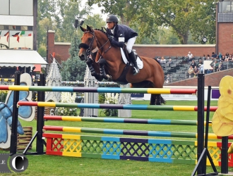 2017 Spruce Meadows Masters Friday