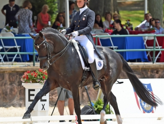 2017 The Dutta Corp. U.S. Dressage Festival of Champions Friday