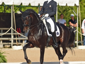 2017 The Dutta Corp. U.S Dressage Festival of Champions Thursday