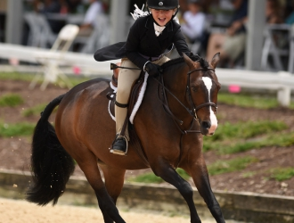 2017 USEF Pony Finals - Medium Green Hunters
