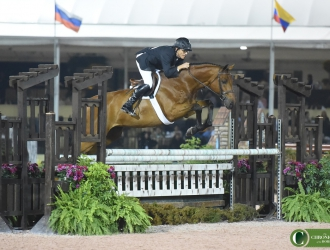 2017 WCHR $100,000 Peter Weatherill Palm Beach Hunter Spectacular