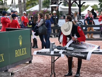 2017 Winter Equestrian Festival $150,000 FEI Nations Cup