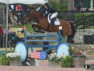 2017 Winter Equestrian Festival $216,000 Lugano Diamonds CSIO**** Grand Prix