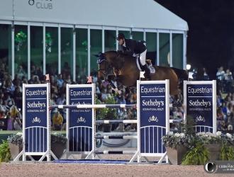 2017 Winter Equestrian Festival $380,000 Suncast CSI***** Grand Prix