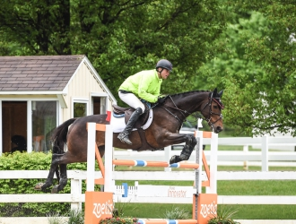 2018 Jersey Fresh CCI Show Jumping