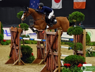 2018 National Horse Show World Cup Qualifier