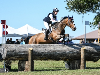 2018 Ocala Jockey Club - CCI** Cross-Country