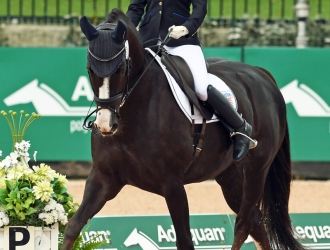 2018 WEG Para Dressage Tuesday