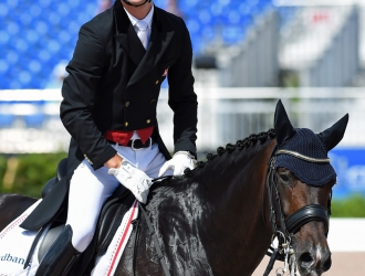 2018 World Equestrian Games - Dressage Grand Prix Day 2