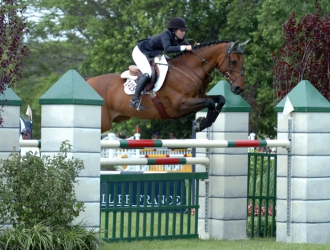 $75,000 Upperville Jumper Classic