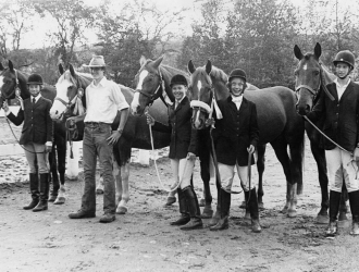 85 Years Of The Green Mountain Horse Association