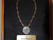 George Morris' Olympic Medal