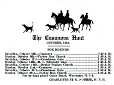 Casanova Hunt