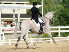 Dressage Was Just One Of Cooper's Strengths