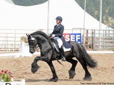 Nicole Glusenkamp and Eeltsje F.