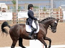 Layne Sandercott and Rolex Tyme