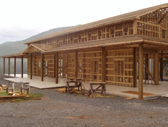 Farm Design Part Two: Constructing Your Barn
