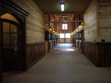 Stable Aisle