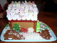 Gingerbread Masterpiece