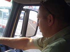 Lorry Driver