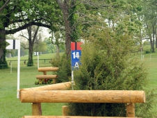 Fence 14AB: The Dubarry Double Corners
