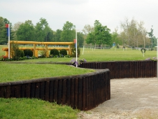 Fence 17ABCDE: The SmartPak Sunken Road