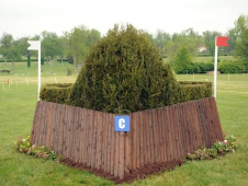 Fence 22C: The HSBC FEI Classics Series Normandy Bank
