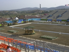 Small Dressage Stadium