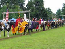 Tournament Parade