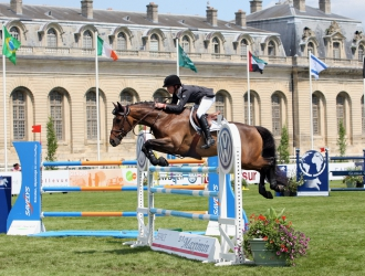 Junior Rider Wilton Porter Makes A Winning Debut In France