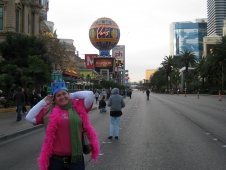 Shannon On The Strip