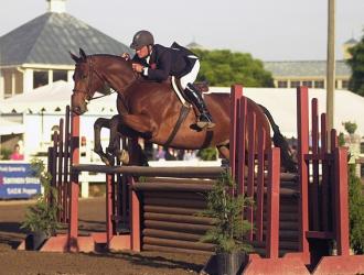 Lexington Spring Encore Chronicle of the Horse/USHJA International Hunter Derby