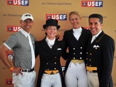 2011 Pan American Games Dressage Team