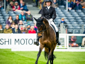Moments From 2017 Badminton CCI**** Dressage Day 1