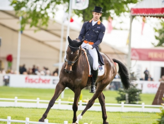 Moments From 2017 Badminton CCI**** Dressage Day 2