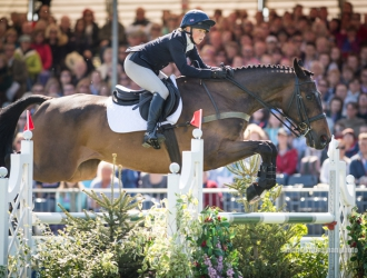 Moments From 2017 Badminton CCI**** Show Jumping
