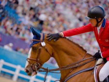 """Best Friends--<a href=""""http://www.chronofhorse.com/article/overall-and-show-jumping-horse-and-horseman-year-flexible-and-rich-""""<a> Rich Fellers And Flexible</a>"""